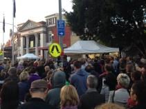 Image of Anzac Day 2015 Ceremony, Balmain, Anzac Day 2015 - ecperkins.com.au