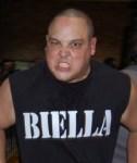 Wrestler Tony Biella
