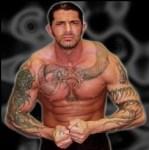 Wrestler Paul E. Normus