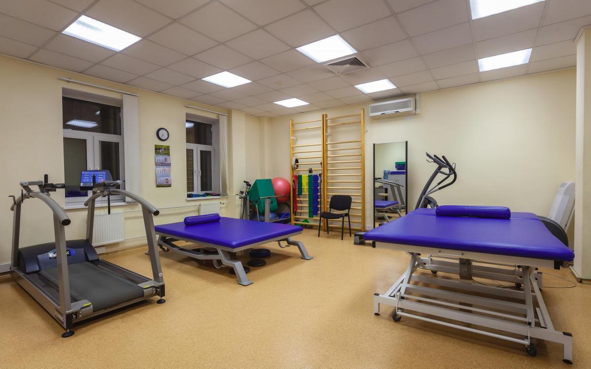 Реабилитационный центр в Грозном