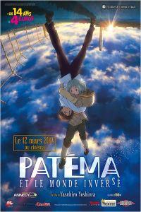 affiche Patema et le monde inversé
