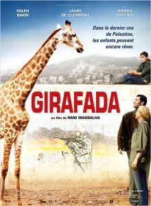 affiche Girafada