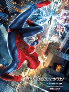 affiche The Amazing Spiderman