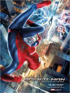 affiche The Amazing Spiderman