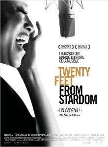 affiche Twenty feet from stardom