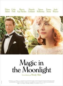 affiche Magic in the moonligth
