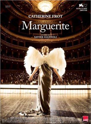 Affiche Margueritte