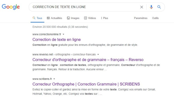 capture-ecran-serp-google-correction-texte