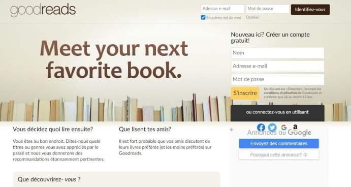 site-goog-reads-conseils-devenir-ecrivain