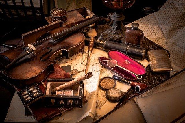 Sherlock Holmes, un classique des romans écrits à la première personne
