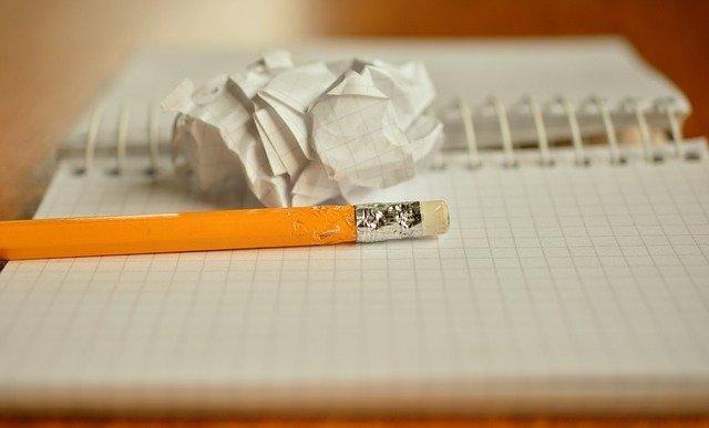Toujours avoir un carnet pour noter vos idées de roman