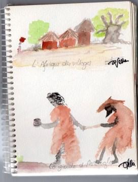 BF2 l'Afrique des villages