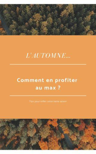 Profiter-automne