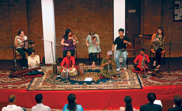 STUDY MUSIC: MUSIC SCHOOLS IN NEPAL