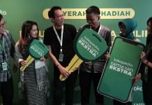 Pembagian Hadiah Ramadan Ekstra