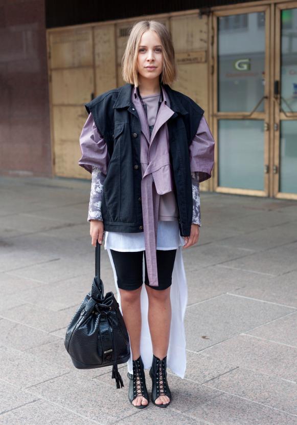 gaya berpakaian cewe yang disukai cowo - coba jadi anti mainstream