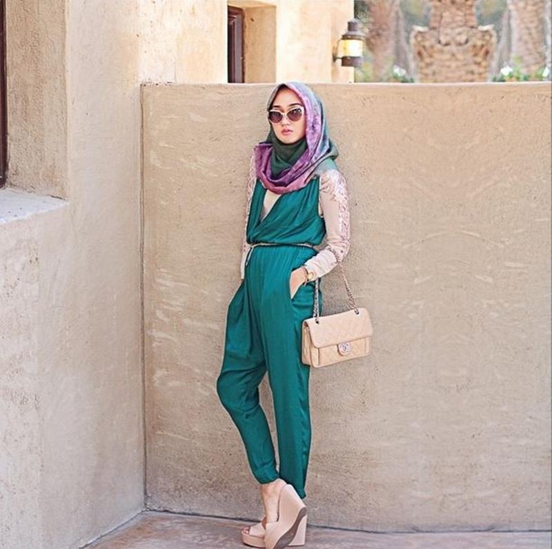 6 Tips Fashion Hijab Yang Nyaman Untuk Liburan Tokopedia Blog
