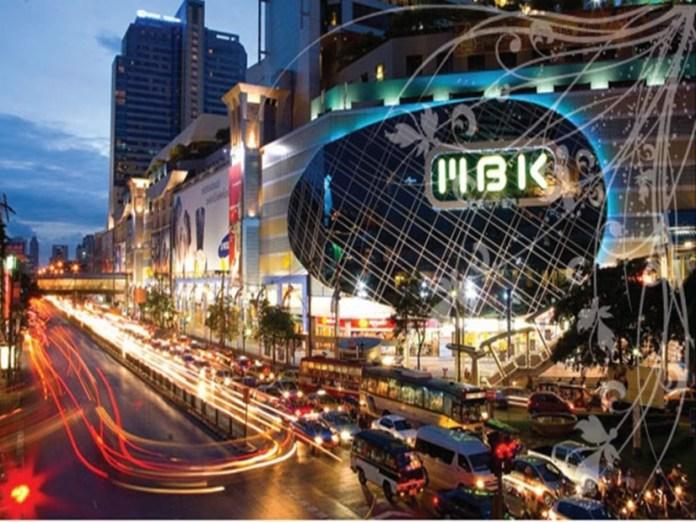 tempat belanja murah di bangkok thailand - mbk center
