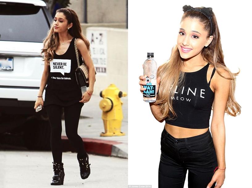 Pengen Stylish Kayak Selebritis Yuk Intip Gaya Fashion Part Ariana Grande Resize 817 Ssl Seksi Simple Conteka Kylie