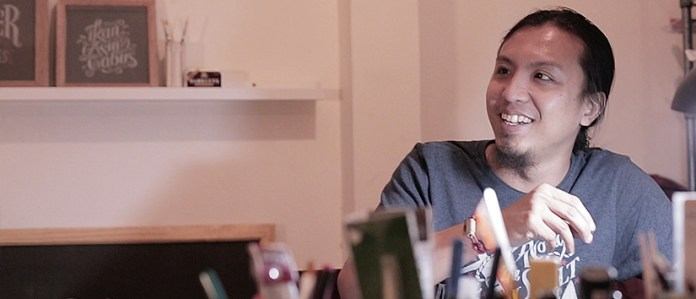 Kiko Ardiansjah - Desainer yang menciptakan peluang bagi orang lain untuk berkarya - kisah sukses penjual online di Tokopedia