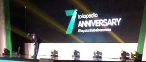 7 Tahun Tokopedia berlari mengejar mimpi sebesar dunia