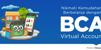 metode pembayaran tokopedia bca virtual account