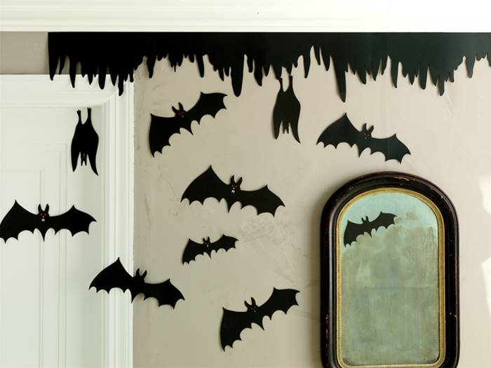 dekorasi halloween