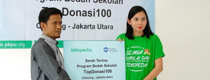 Top Donasi 100