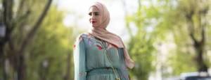 7 Inspirasi Padupadan Busana Muslim Kekinian