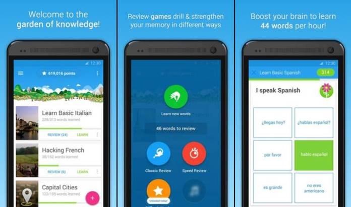 aplikasi traveling memrise