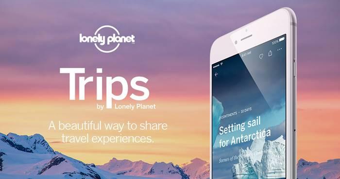 aplikasi traveling trips