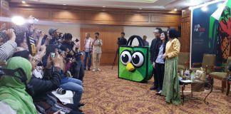 Kolaborasi Tokopedia dan Indonesia Fashion Week