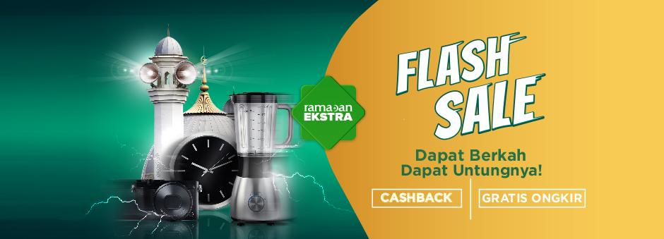 Flash Sale Tokopedia