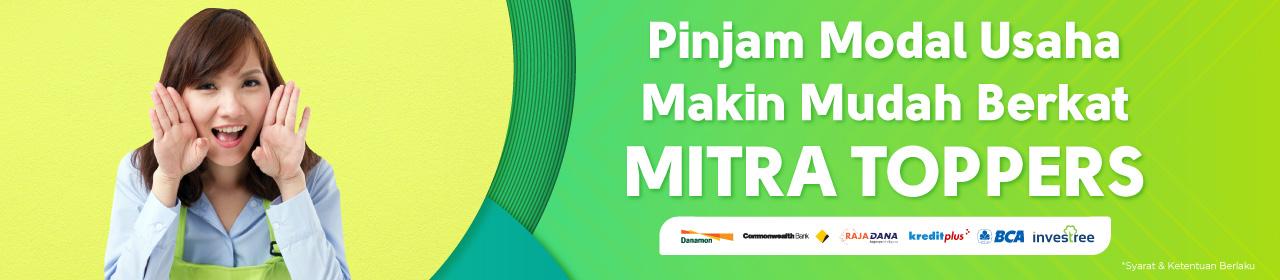Pinjaman Mitra Toppers