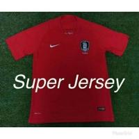 Jersey Kaos Baju Bola Korea Selatan Home World Cup Piala Dunia 2018 GO