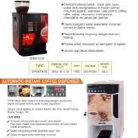 HARGA JUAL MESIN PEMBUAT KOPI OTOMATIS , AUTOMATIC COFFEE DISPENSER ,