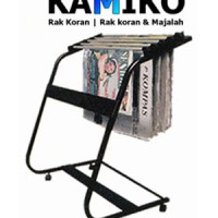 Rak Koran Kamiko 610