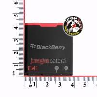 Batre/Batrei/Baterai Blackberry Apollo EM1 - 1000 mAh Original RIM