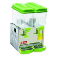 Jus Dispenser Pendingin / Juice Dispenser 2 Tabung Fomac JCD-JPC2S