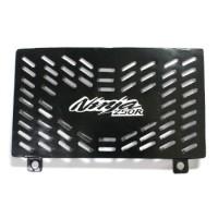 Jual TUTUP RADIATOR NINJA 250 R BLACK Baru | Aneka Aksesoris Motor L