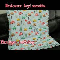 bedcover bayi/selimut bayi/selimut karakter/kasur bayi