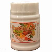 Fruta-blend ekstrak 22 jenis herbal untuk mencerahkan kulit