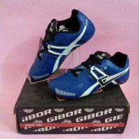 Sepatu Futsal / Gibor - KENNE FL-T (Junior) (R. Blue/Black/White)