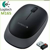 Jual Beli MOUSE WIRELESS LOGITECH M165 ORIGINAL Baru | Mouse Kompute