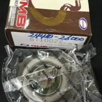 tensioner timing belt accent/verna/avega/getz
