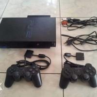 Sony Playstation 2/Ps2 fat SR.3/5 N.A Hdd 80Gb ( internal) full game