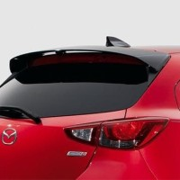 Rear Wing / Spoiler New Mazda 2 Murah