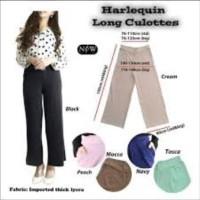 Model Celana Panjang Wanita celana kulot panjang polos