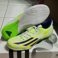 Adidas Adizero IV F50 Supernatural Green - Sepatu Futsal