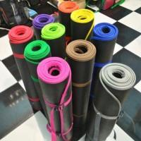 Matras Spon List Warna Untuk Hiking, Camping, Senam, Yoga Murah Berkua